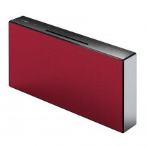 Sony CMT-X3CD Home audio mini system 20W Rojo