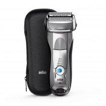 Braun Series 7 7893s Wet&Dry Máquina de afeitar de láminas Recortadora Plata afeitadora
