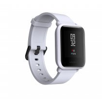 "Amazfit Bip reloj inteligente LED 3,25 cm (1.28"") Negro, Blanco GPS (satélite)"