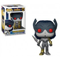 FUNKO Figure POP! Marvel-Av.I.War: P.Midnight Figuras coleccionables Niños