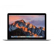 "Apple MacBook Gris Portátil 30,5 cm (12"") 2304 x 1440 Pixeles 7ª generación de procesadores Intel® Core™ m3 8 GB LPDDR3-SDRAM 256 GB SSD macOS Sierra"