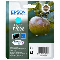 Epson Apple Singlepack Cyan T1292 DURABrite Ultra Ink