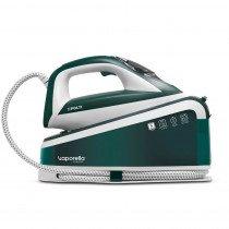 Polti VE30.20 estación plancha al vapor 2200 W 1,6 L Suela de cerámica Verde, Blanco