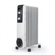 Orbegozo RF 2000 calefactor eléctrico Radiador de aceite eléctrico Interior Blanco 2000 W