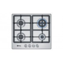 Balay 3ETX565HB hobs Acero inoxidable Integrado Encimera de gas 4 zona(s)