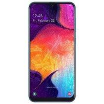 """Samsung Galaxy A50 SM-A505F 16,3 cm (6.4"""") 4 GB 128 GB SIM doble 4G Azul 4000 mAh"""