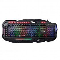 Scorpion TECLADO MEMBRANA GAMING LED (MA-KG760 SP) ESPAÑOL