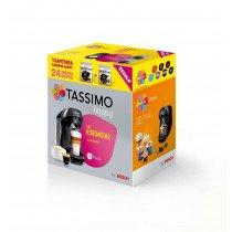 Bosch TAS1002X cafetera eléctrica Cafetera de filtro 0,7 L Totalmente automática