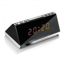 NAF NAF Electronique Morning V2 radio Reloj Digital Negro
