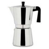 Oroley New Vitro Moka pot Plata