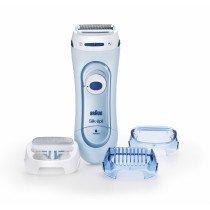 Braun LS 5160 1head(s) Recortadora Azul maquinilla de afeitar para mujer