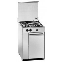 Meireles 5302DVW cocina Cocina independiente Blanco Encimera de gas