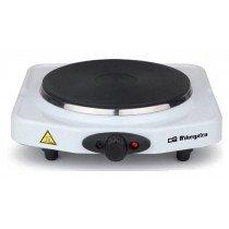 Orbegozo PE 1512 hobs Blanco Countertop (placement) Hornillo eléctrico / Placa eléctrica 1 zona(s)