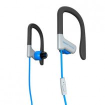 Energy Sistem 429332 gancho de oreja, Dentro de oído Binaural Alámbrico Azul auriculares para móvil