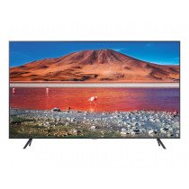 "Samsung UE70TU7105KXXC Televisor 177,8 cm (70"") 4K Ultra HD Smart TV Wifi Carbono, Gris, Plata"