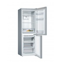Bosch KGN33NL3A nevera y congelador Freestanding (placement) Acero inoxidable 279 L A++