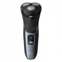 Philips Norelco Shaver 3100 Afeitadora eléctrica en seco o húmedo, Series 3000 S3133/51