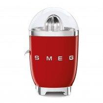 Smeg CJF01RDEU prensa de cítricos eléctricos Rojo 70 W