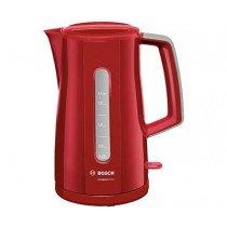 Bosch TWK3A014 tetera eléctrica 1,7 L Rojo 2400 W