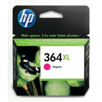 HP 364XL High Yield Magenta Original Ink Cartridge cartucho de tinta Alto rendimiento (XL)
