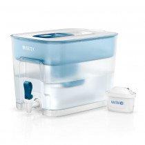Brita 1027666 filtro de agua Filtro de agua para jarra Azul, Transparente, Blanco 8,2 L