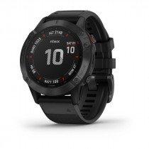 """Garmin fēnix 6 Pro reloj inteligente Negro 3,3 cm (1.3"""") GPS (satélite)"""