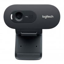 Logitech C270 cámara web 3 MP 1280 x 720 Pixeles USB 2.0 Negro