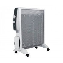 Orbegozo RMN 2075 Interior Negro, Gris, Color blanco 2000W calefactor eléctrico