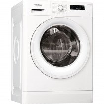 Whirlpool FWF71253W SP lavadora Independiente Carga frontal Blanco 7 kg 1200 RPM A+++