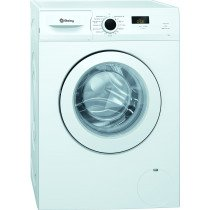Balay 3TS880BE lavadora Independiente Carga frontal Blanco 8 kg 1000 RPM A+++