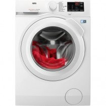 AEG L6FBI821U lavadora Independiente Carga frontal Blanco 8 kg 1200 RPM A+++