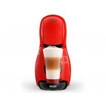 DeLonghi Piccolo EDG210.R Encimera Máquina de café en cápsulas 0,8 L Semi-automática