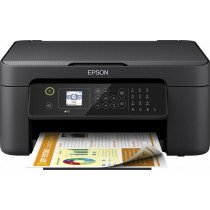Epson WorkForce WF-2810DWF Inyección de tinta 5760 x 1440 DPI 33 ppm A4 Wifi