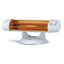 Orbegozo BP 5003 A Quartz electric space heater Interior Blanco 1200 W