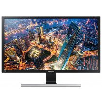 "Samsung LU28E590DS LED display 71,1 cm (28"") 3840 x 2160 Pixeles 4K Ultra HD Plana Negro, Plata"