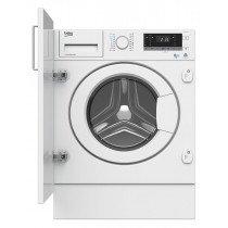 Beko HITV8733B0 lavadora Carga frontal Integrado Blanco A