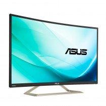 """ASUS VA326HR pantalla para PC 80 cm (31.5"""") Full HD LED Curva Negro"""