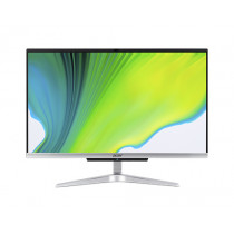 "Acer Aspire C24-963 60,5 cm (23.8"") 1920 x 1080 Pixeles Intel® Core™ i3 de 10ma Generación 8 GB DDR4-SDRAM 256 GB SSD Windows 10 Home Wi-Fi 5 (802.11ac) PC todo en uno Negro, Plata"
