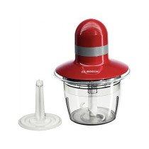 Bosch MMR08R2 picadora eléctrica de alimentos 0,8 L Gris, Rojo 400 W