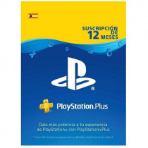 Sony PlayStation Plus 12-Month