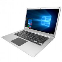 """Denver NBD-14105ES netbook 35,6 cm (14"""") WXGA Intel® Celeron® N 4 GB DDR3-SDRAM 64 GB Flash Wi-Fi 4 (802.11n) Windows 10 Home Plata"""