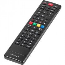 Vivanco RR 230 mando a distancia IR inalámbrico TV Botones