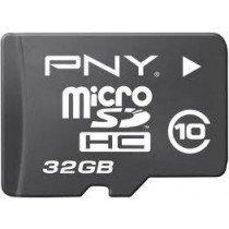 PNY MicroSD memoria flash 32 GB Clase 10