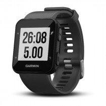 """Garmin Forerunner 30 reloj inteligente Negro 2,36 cm (0.93"""") GPS (satélite)"""