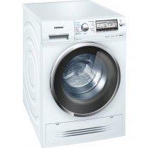 Siemens WD15H547EP Independiente Carga frontal A Blanco lavadora