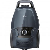 AEG VX9-4-4DB 650 W Aspiradora cilíndrica Negro, Azul