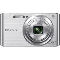 "Sony Cyber-shot DSC-W830 Cámara compacta 20,1 MP 1/2.3"" CCD 5152 x 3864 Pixeles Plata"