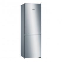 Bosch Serie 4 KGN36VLEA nevera y congelador Independiente 326 L E Acero inoxidable