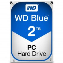 "Western Digital Blue 3.5"" 2000 GB Serial ATA III Unidad de disco duro"