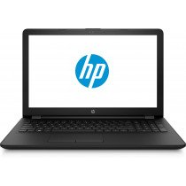 "HP 15-bs156ns Negro Portátil 39,6 cm (15.6"") 1366 x 768 Pixeles 5ª generación de procesadores Intel® Core™ i3 4 GB DDR3L-SDRAM 128 GB SSD Wi-Fi 4 (802.11n) Windows 10 Home"